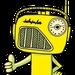 Radio Ung Logo