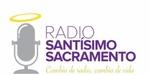 Radio Santisimo Sacramento - KCVV Logo