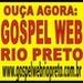 Rádio Rio Preto Gospel Logo