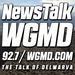 92.7 WGMD - WGMD Logo