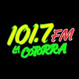 La Cotorra 101.7 FM - XHVIR