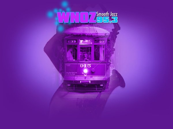 Smooth Jazz 95.3 - WNOZ-LP