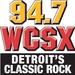 94.7 WCSX - WCSX Logo