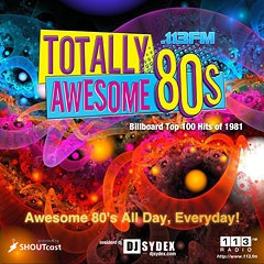 113FM Radio - Awesome 80's
