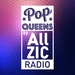 Allzic Radio - Pop Queens Logo