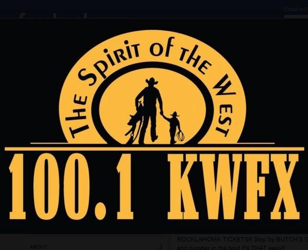 100.1 KWFX - KWFX