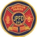 Jefferson Parish, LA Fire Logo
