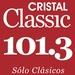 Cristal Classic 101.3 Logo