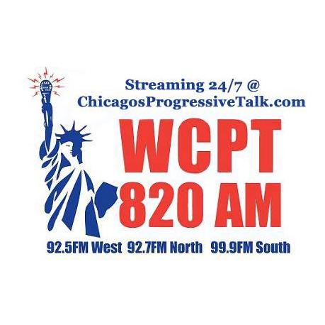 Chicago's Progressive Talk - WCPT-FM