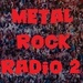 Metal Rock Dot Fm Logo