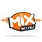 Mix 107.7 FM - WQBS-FM Logo