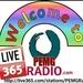 PEMG Radio Logo
