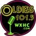 Oldies 101.5 - WXHC Logo