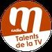 M Radio - Talents TV Logo