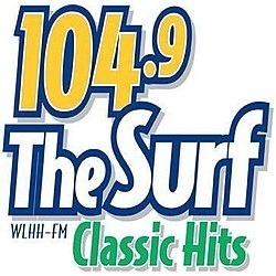 104.9 The Surf - WLHH