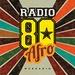 Radio 80 - Afro Logo