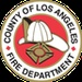 Los Angeles, CA Fire, EMS - North Division Logo