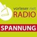 vorleser.net-Radio - Spannung Logo