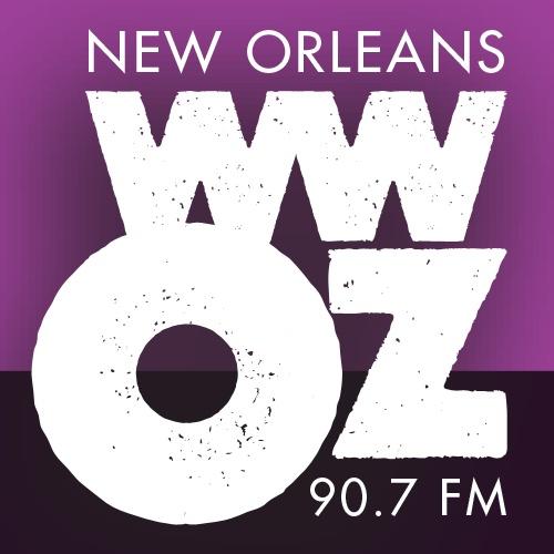 WWOZ 90.7 FM - WWOZ