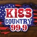 KISS Country 99.9 - WKIS Logo