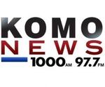 KOMO News 1000AM / 97.7FM - KOMO Logo
