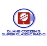 Duane Cozzen's Super Classic Radio Logo