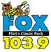 103.9 The Fox - WRSR Logo