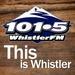 WhistlerFM - CKEE-FM Logo