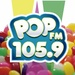 Caracas Pop FM 105.9 Logo