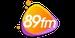 Rádio 89 FM Logo