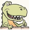 Hard Rock Dinosaur-The ZED