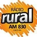 Radio Rural AM 830 Logo