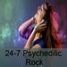 24-7 Psychedelic Rock Logo