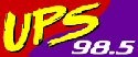 UPS 98.5 - WUPS