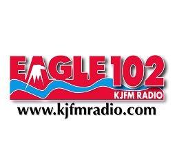 Eagle 102 - KJFM