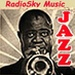 RadioSky-Music Jazz Logo