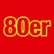 104.6 RTL - 80er Logo