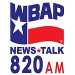 WBAP News Talk 820 AM - WBAP Logo