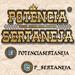 Rádio Potência Sertaneja Logo