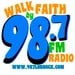 Walk by Faith Radio - K254CI Logo