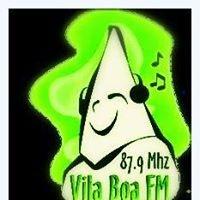 Radio Vila Boa FM 87.9