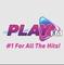 PlayFM - WERF-LP Logo