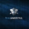 Real Hardstyle Radio (RHR) Logo