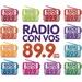 Radio con Vos - (ex Radio City) Logo