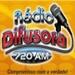 Rádio Difusora (Barra do Garças) 720 Logo