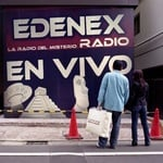 EDENEX la Radio del Misterio Logo