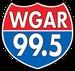 WGAR-FM Logo