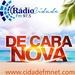 Rádio Cidade 97.5 Logo