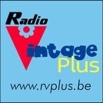 Radio Vintage Plus (RV+) Logo