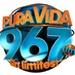 Pura Vida 967 Logo